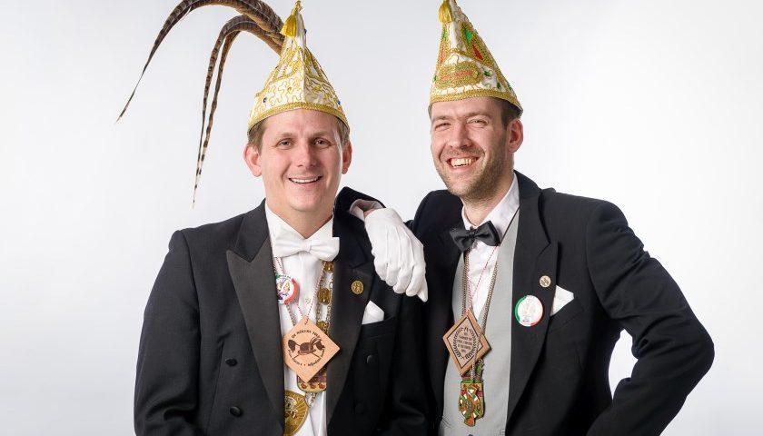 Prins Harm & Adjudant Joost